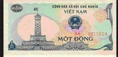 Đồng Tiieenf này đã biến mất vag không còn giá trị thanh toán