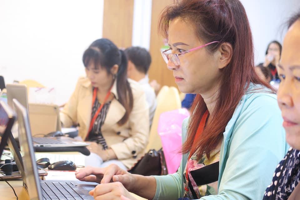 Phân tích Báo cáo tài chính  tai lớp học đầu tư chứng khoán của Tần Nguyễn GFB
