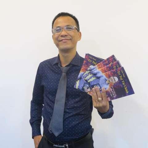 DIễn Giả Tần Nguyễn  - Lớp HỌc Đầu Tư Chứng Khoán Khoá 54